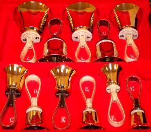 Handbells at North Church, Elmira, NY