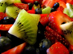 God's Good Fruit; photo by GAC