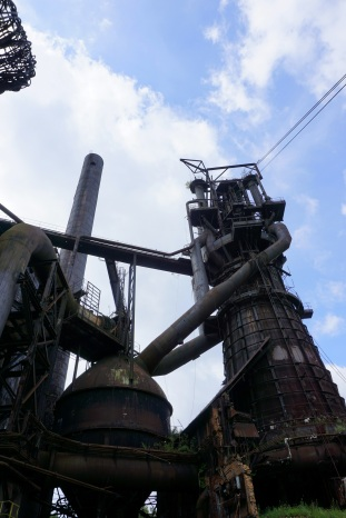 Carrie Furnace complex